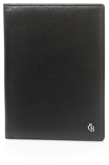 Castelijn & Beerens Passport Wallet Black