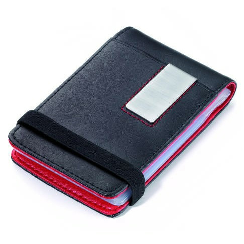 Troika 22 Card Wallet RED PEPPER