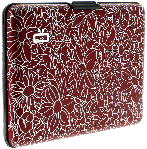 Ogon Card Case Large Flowers