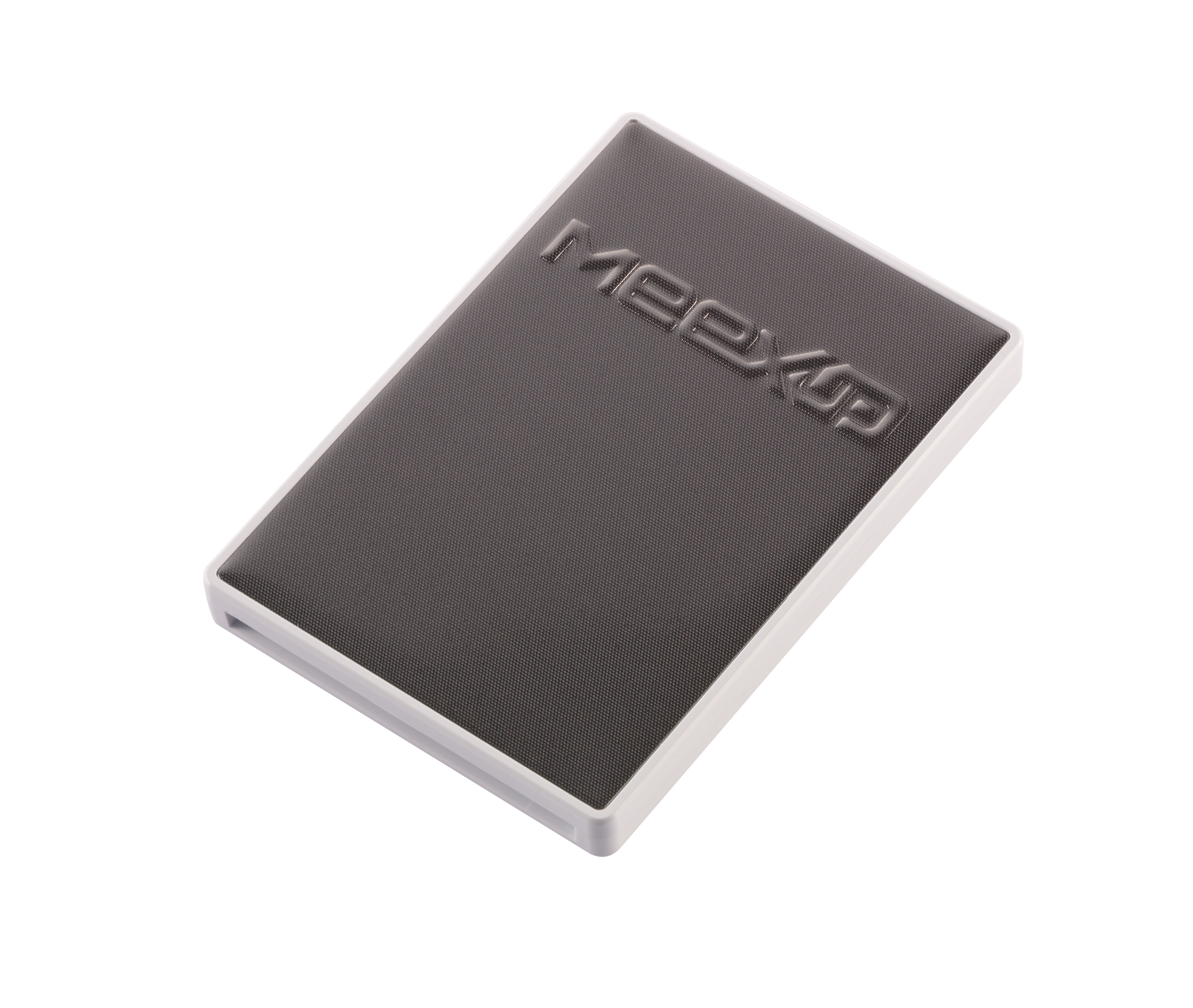 MeexUp cardholder 6 Cards White-Anthracite