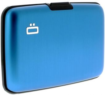 Ögon Card case Blue