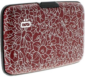 Ogon Card Case Flowers