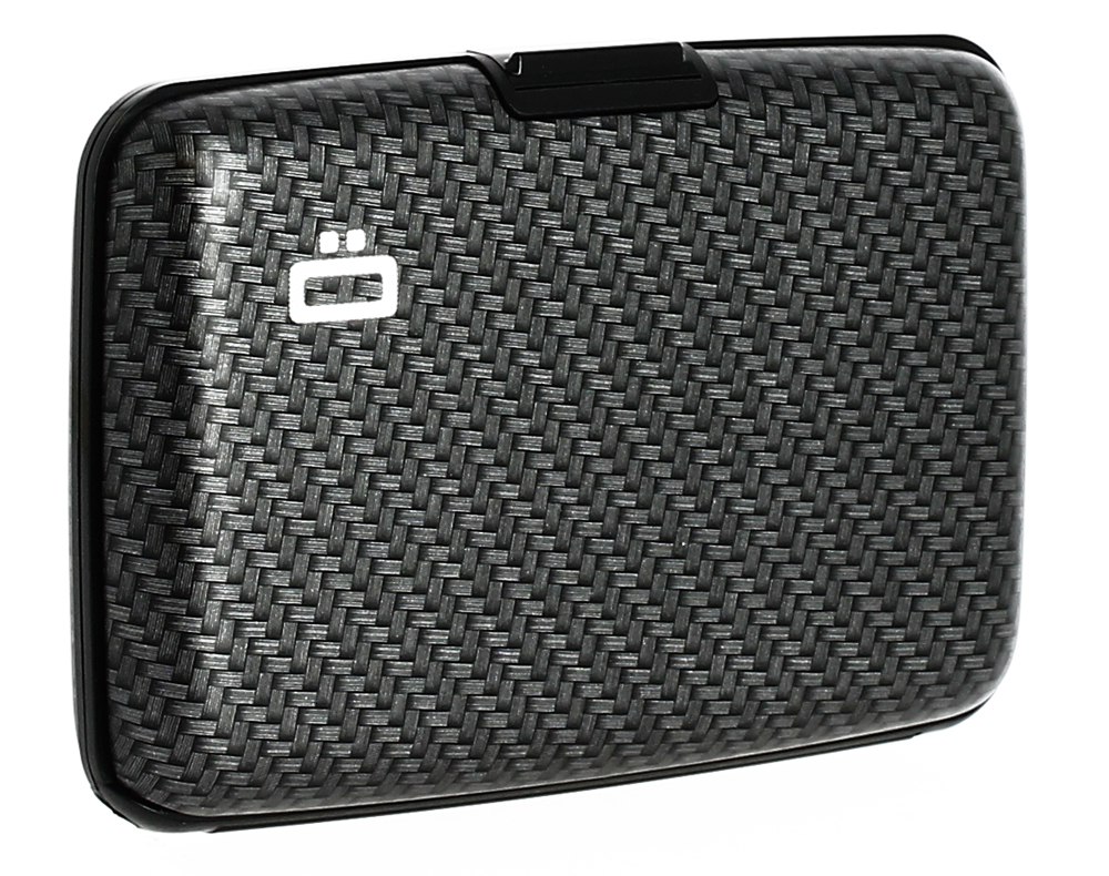 Ogon Card Case Carbon