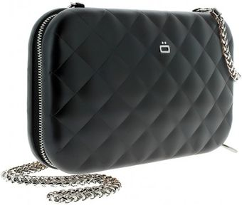 Ögon Quilted Lady Bag Black