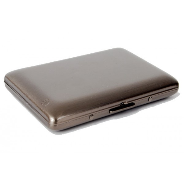 Smartcaze Firebird Credit Card Holder Gunmetal