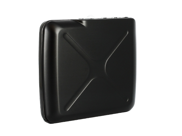 Ögon CODE Wallet Mini Safe Black
