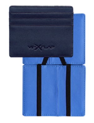 Vip Flap DM  Light Blue - Dark Blue