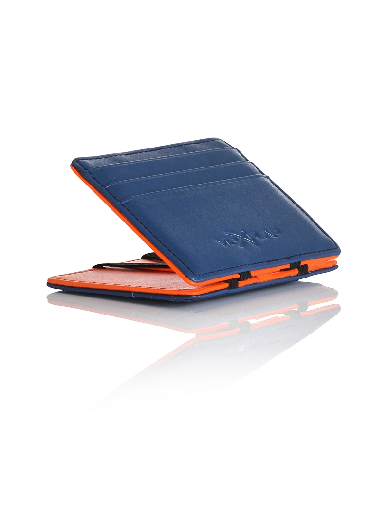 Vip Flap DM Blue Orange