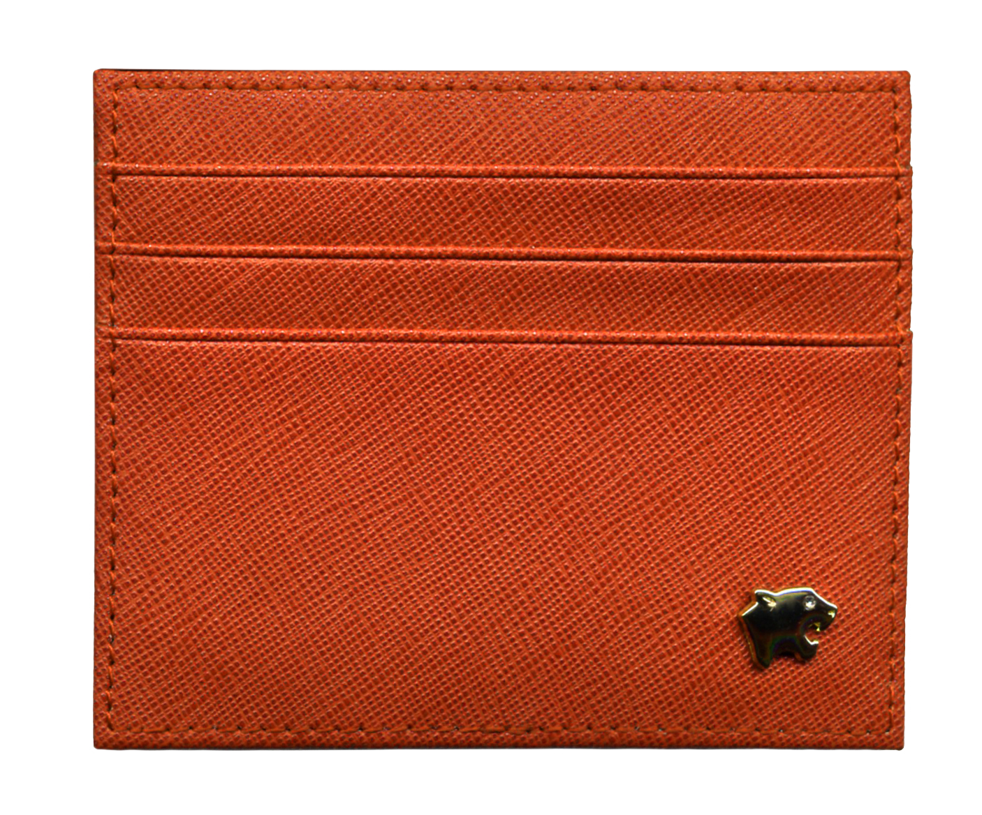 Vip Flap Saffiano Orange