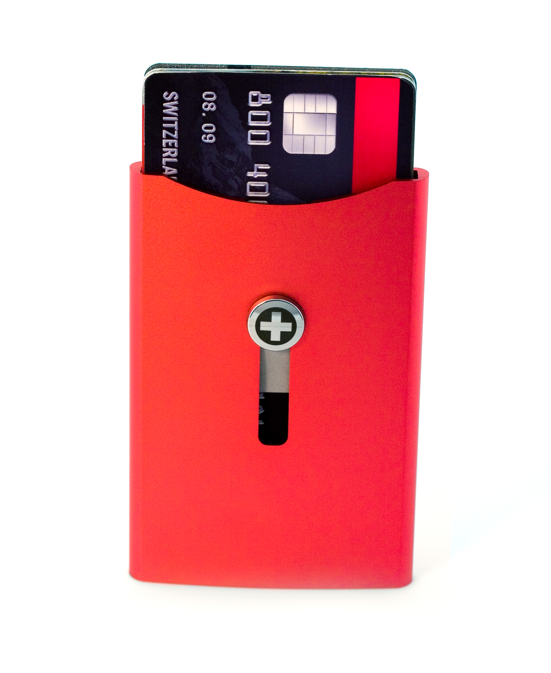 Wagner Superslim Wallet Flash Red